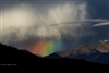 Black Canyon of the Gunnison Photography Prints: Rainbows and Clouds over the Black Canyon