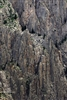 Shear Cliffs in the Black Canyon of the Gunnison National Park Photography Prints