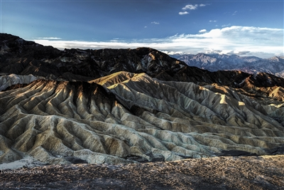 Ripples at Zabriskie Point
