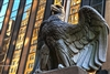 NYC Art Photography Print of Madison Square Garden Eagle Statue