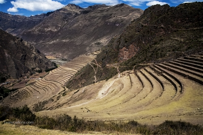 Terraced Valley
