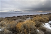 Winter at Great Salt Lake