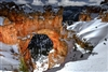 Winter Natural Bridge