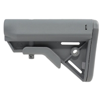 B5 Systems Bravo Buttstock Milspec - Grey