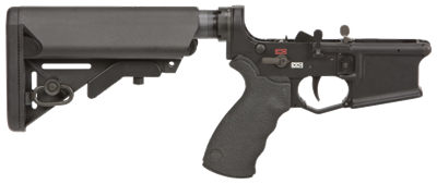 LMT MARS COMPLETE LOWER RECEIVER