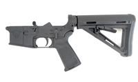 Turner Armament Complete Lower - MOE - Black