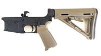 Turner Armament Complete Lower - MOE - FDE