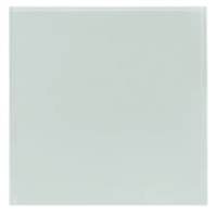Glass Whiteboard with Magnetic Surface (wall mounted) - 2 x 3' (feet)