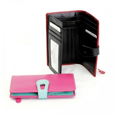 Midi Cut Tab Wallet