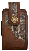 Camo phone holster