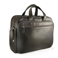 Multi-Zip Briefcase