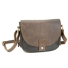 Oil Tanned Flap Bag