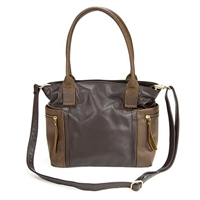 Oil Tanned Satchel