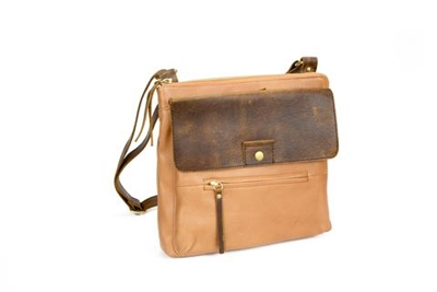 Luna Flapped Cross Body
