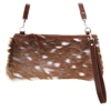 Axis Hair Little Clutch/Crossbody