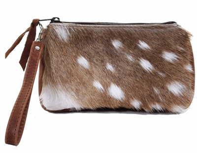 Axis Hair Crossbody/Clutch