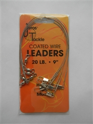 Jeros Tackle Coated Wire Leaders (T2-38)