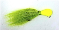 Butter Bean Bucktail Jig Bag of 12 (T3-37-8)