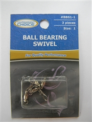 Tournament Choice Ball Bering Swivel (T2-40)