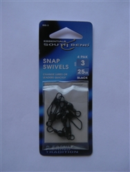 South Bend Snap Swivels (T2-83)