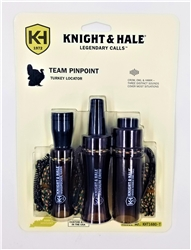 Knight & Hale Team Pinpoint Turkey Locator