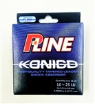 P-Line Konico High Quality Taper Leader (T4-8)