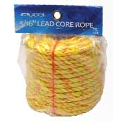 Pucci Lead Core Rope (T6)