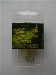 Mudville Catmaster River Dip Worm (T2-18)