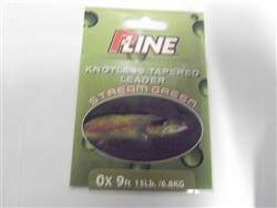 P-Line Knotless tapered Leader (T1)