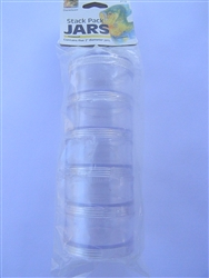Danielson Stack Pack Jars (T2-58)