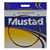 Mustad Single Strand Stainless Wire Leader (T2-50)