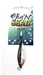 WAHOO Tackle Jig' N Shad Spoon Bag of 3 (4-14)
