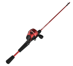 Zebco Slingshot Red Push-Button Combo (T1-28)