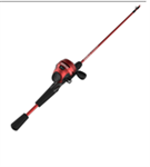 Zebco Slingshot Red Push-Button Combo (T1-4)