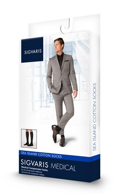 Sigvaris 220 Sea Island Cotton for Men and Women