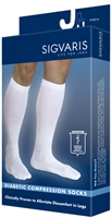 Sigvaris 602 Diabetic Compression Socks