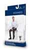 Sigvaris 820 Men's Midtown Microfiber Knee Hi with Top Band
