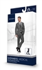Sigvaris 820 Men's Midtown Microfiber Thigh Hi with Top Band