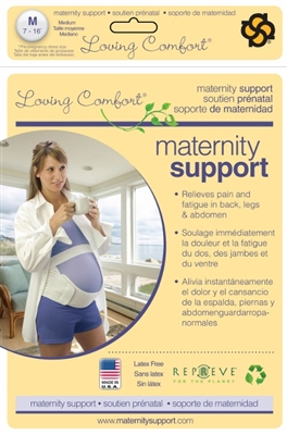 Loving Comfort Maternity Support Belt