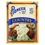 Pioneer Country Gravy Mix, 2.75 oz