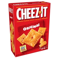 Cheez It Crackers Original 12.4 oz