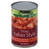 Signature Kitchens Tomatoes Italian Style Diced 14.5oz