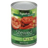 Signature Kitchens Tomatoes Stewed 14.5oz
