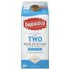 Darigold Milk Pasteurized 2% 1/2 gallon single carton