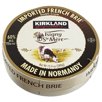 Kirkland Isigny French Brie, 13.4 oz