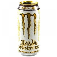 Monster Energy, Java, 15 oz, 12ct