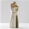 Demdaco Willow Tree Figurine - Together