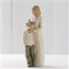 Demdaco Willow Tree Figurine - Mother & Son