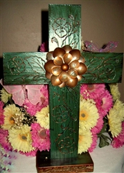 Prairie Rose Cross