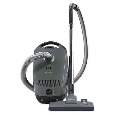 Miele Classic C1 Pure Suction Vacuum in Graphite Grey